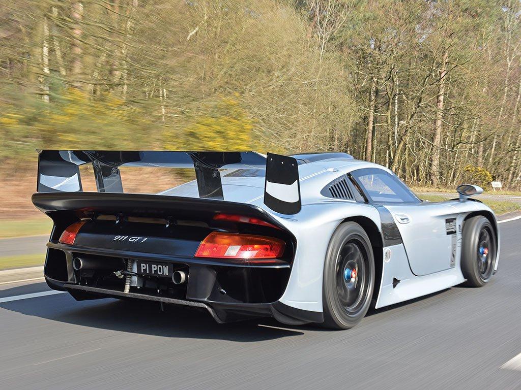 road-legal Porsche
