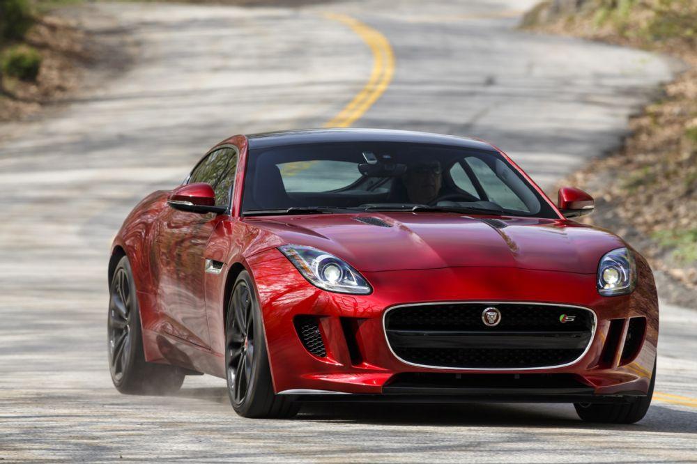 Jaguar sedan
