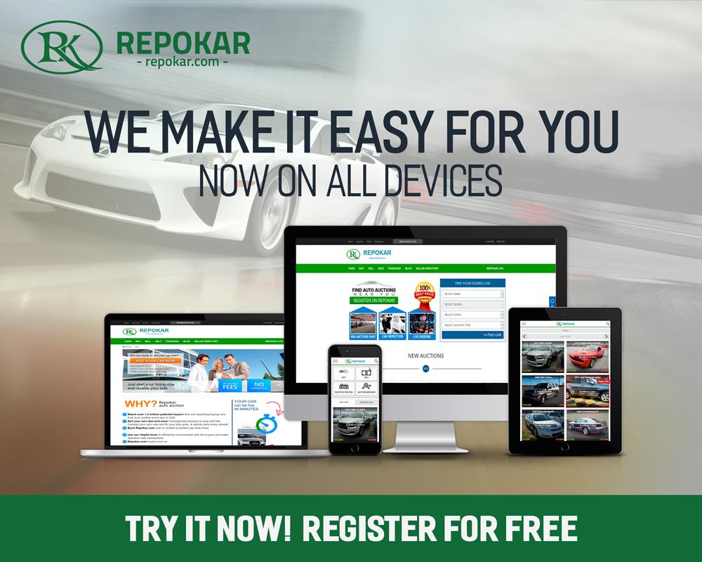 RepoKar mobile