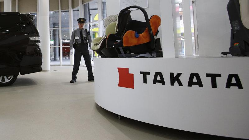 Takata To Settle Deadly Airbag Scandal For 1 Billion