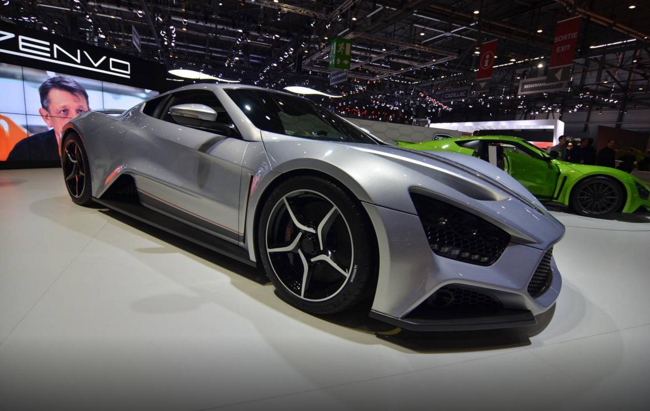 Zenvo supercar