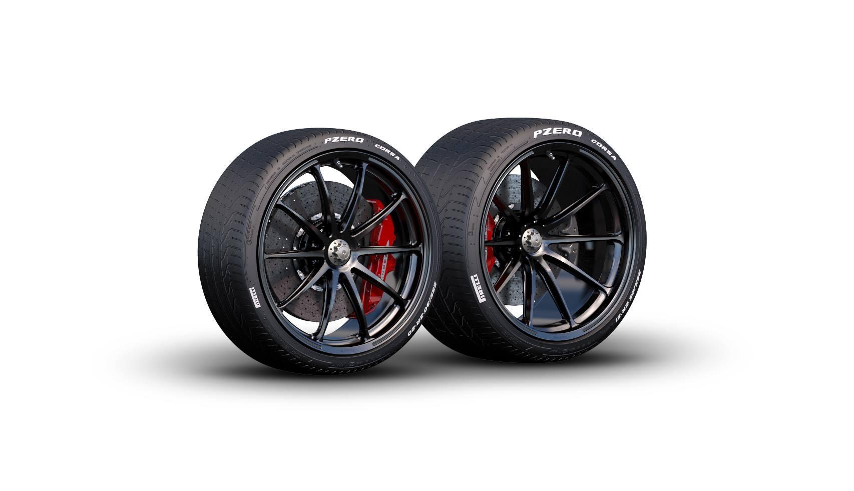 Tempesta wheels