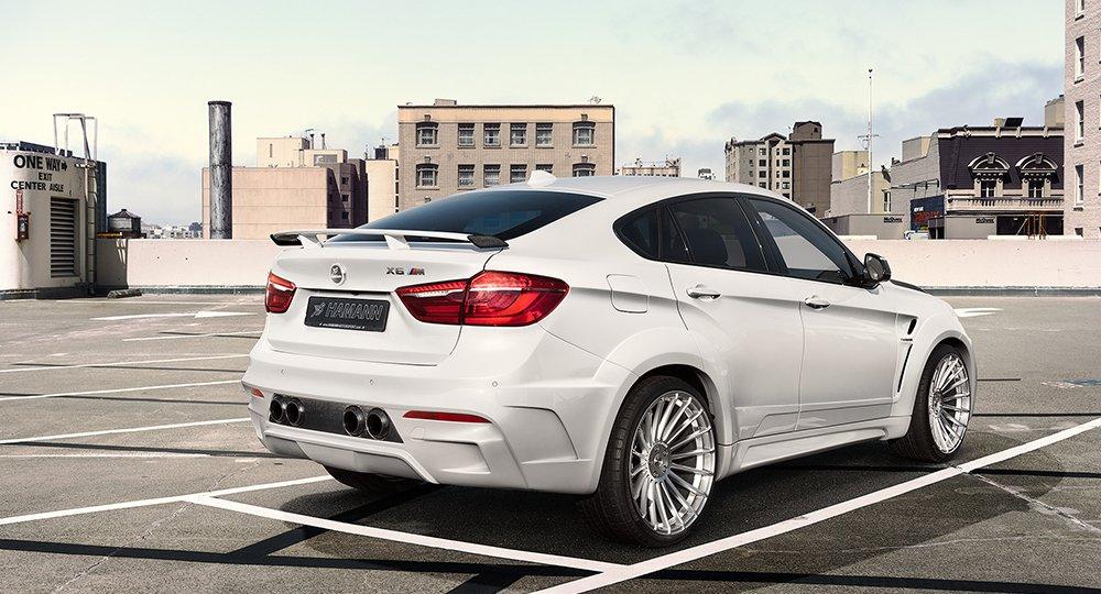 tuned BMW X6