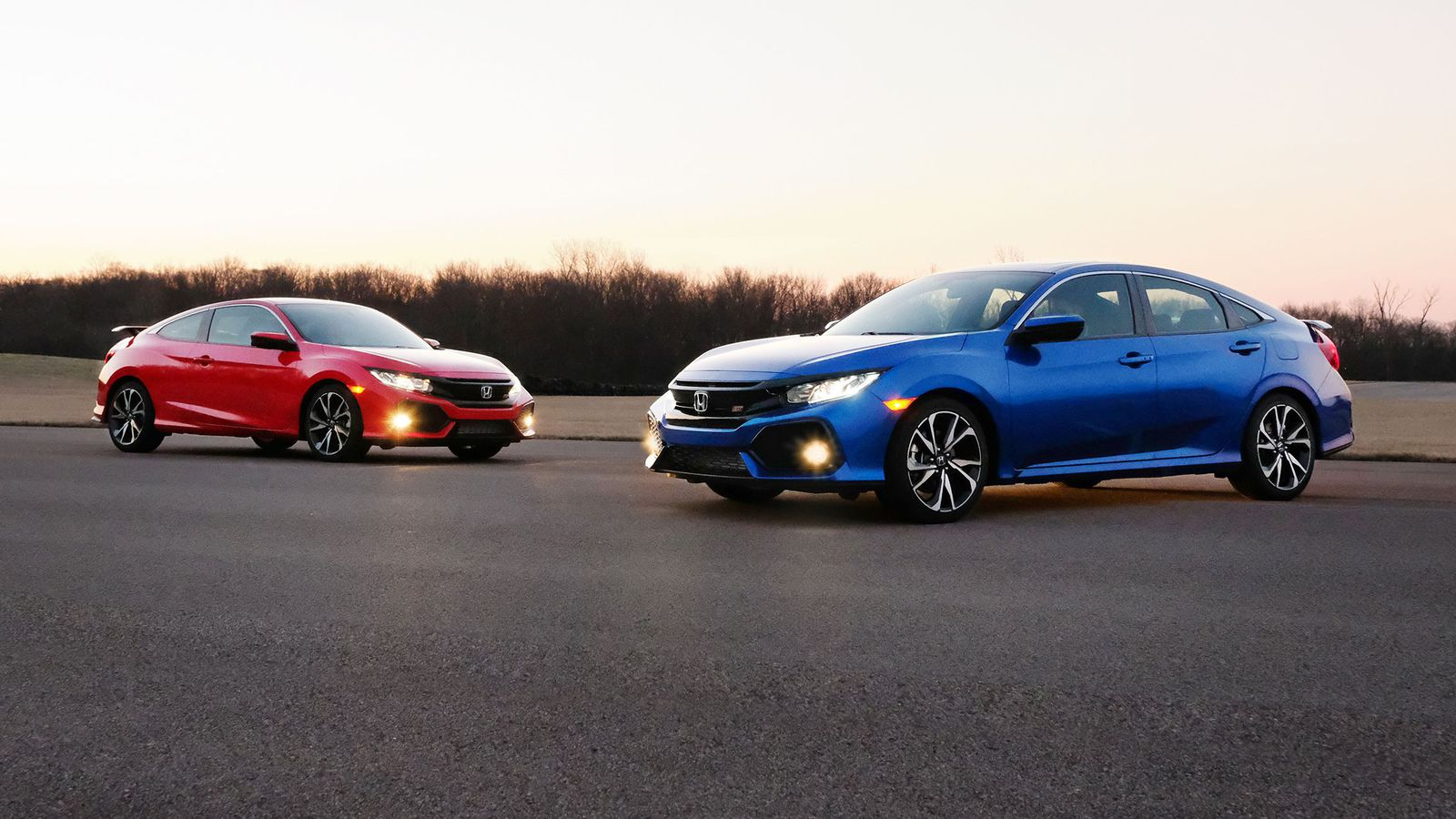 The 2017 honda civic si hits the american showrooms for 2017 honda civic curb weight