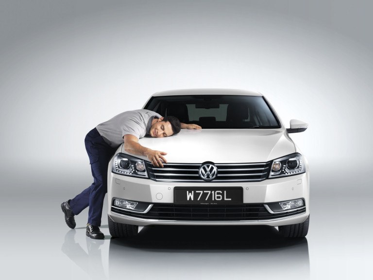 Volkswagen Group leads automotive spending on advertising