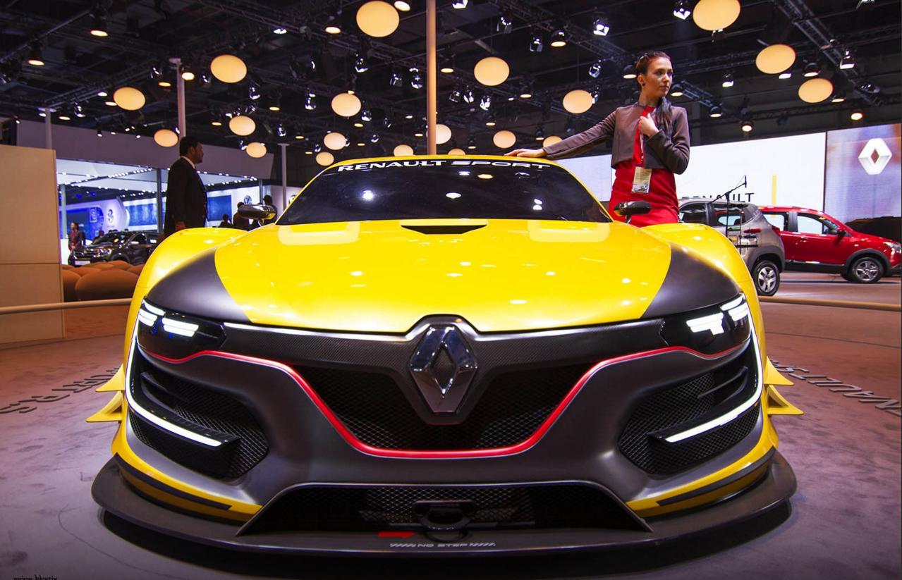 2016 Delhi Auto Expo Top 10 Concept Cars: Renault Impresses With Its Future Cars At The Delhi Auto