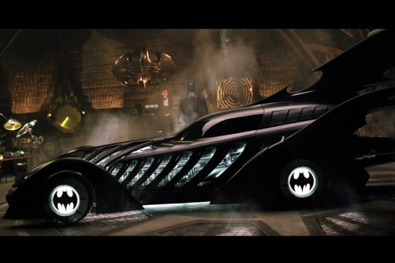 The Greatest Movie Cars Of All Times!