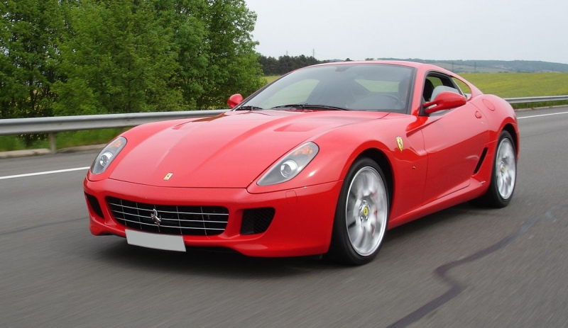Official: Ferrari Portofino to replace the lovely Ferrari California
