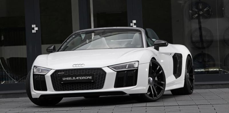 German tuner Wheelsandmore designed this Audi R8