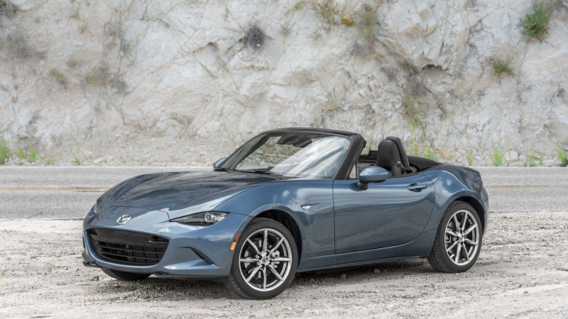Is the Mazda MX-5 Miata a decent daily driver?