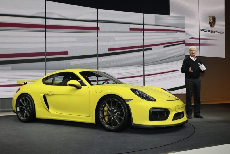 Porsche Cayman GT4 to stay flat-six engined