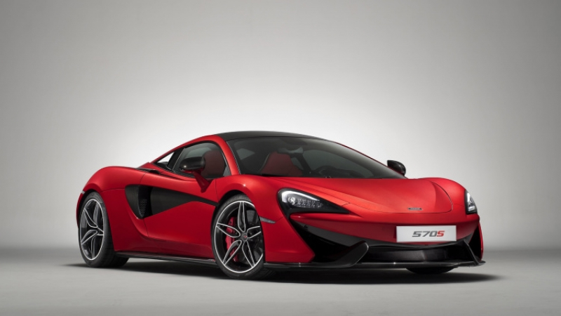 McLaren's 570S models are ready!
