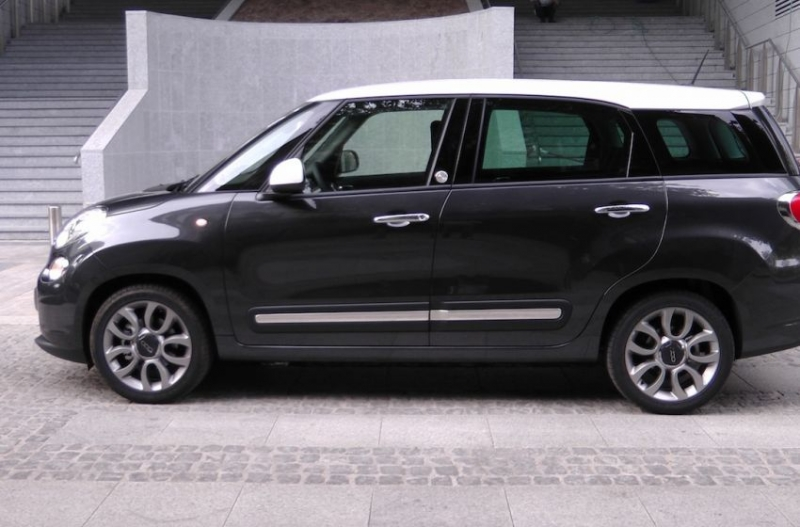 The famous papal Fiat 500L is going to be sold on a charity auction in Philadelphia