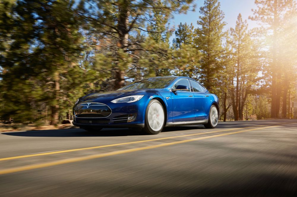 Tesla's Autopilot Features for the new Model S sedan