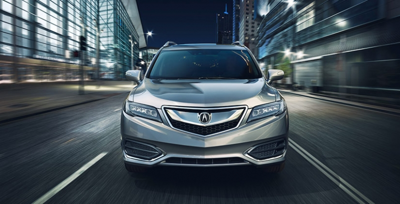The 2017 Acura RDX: more powerful, efficient and aggressively styled!