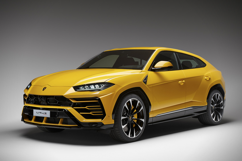 The 2019 Lamborghini Urus is officially the fastest SUV in the world