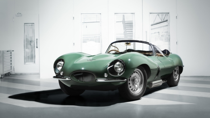 The Jaguar XKSS is officially back after almost 60 years!