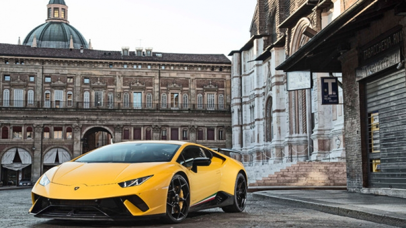 Best car Lamborghini ever made: Huracan Performante First Drive
