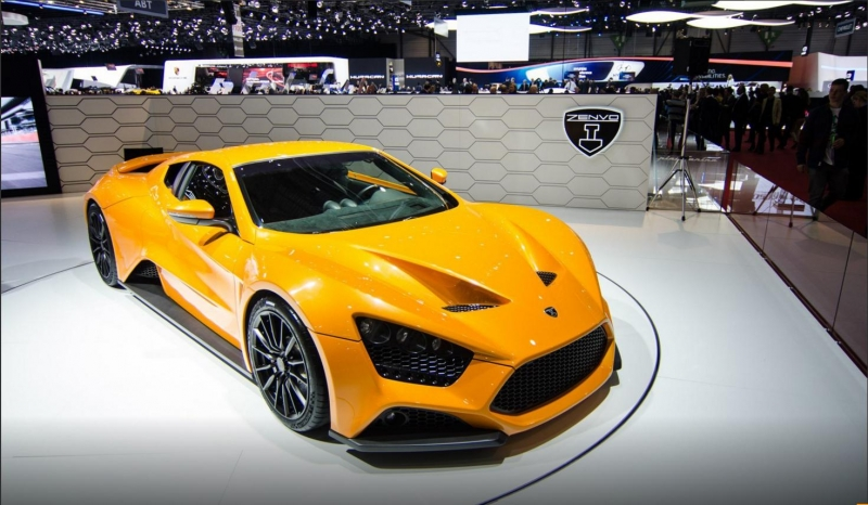 Zenvo is ready to impress with a new supercar and a new racecar at the Geneva Motor Show