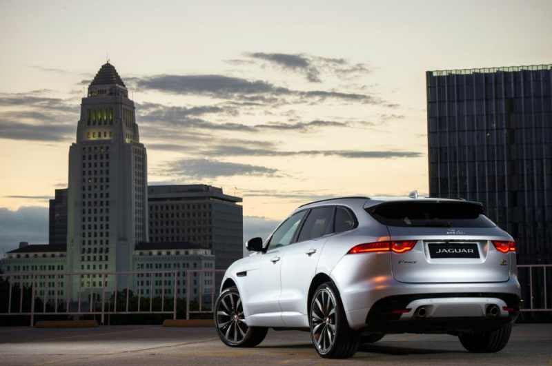 Jaguar's Land Rover time in the U.S. finally arrived