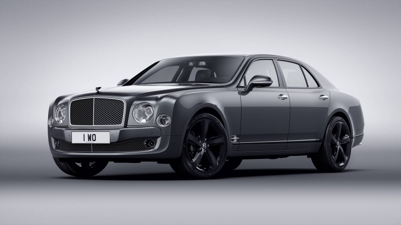 5 exclusive Bentley Mulsanne Speed Beluga cars soon available in Europe