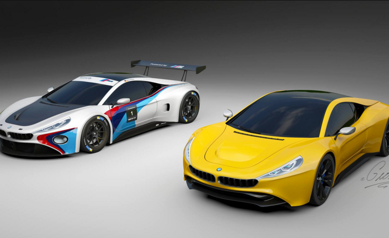 There is a possibility of a successor to the legendary BMW M1 supercar