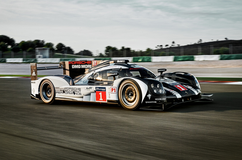 Porsche 919 Hybrid is the new king of Le Mans 24