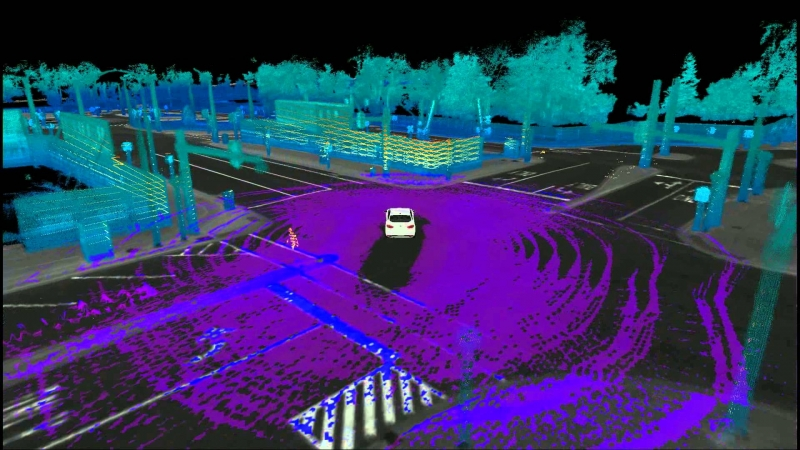 How's it, riding in a fully-autonomous car?