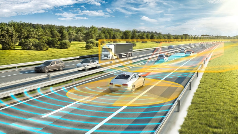 U.S.-Canada border crossing planned for upcoming autonomous car test
