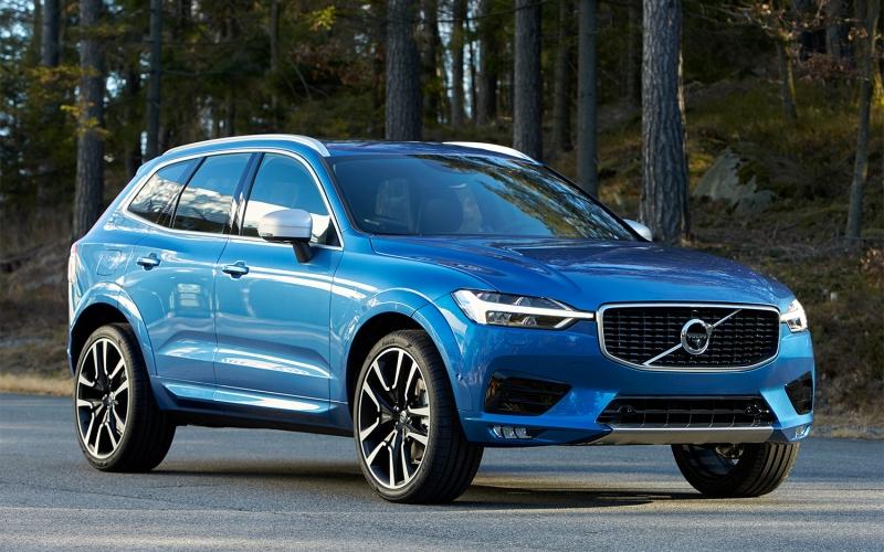 The 2018 Volvo XC60 price revealed