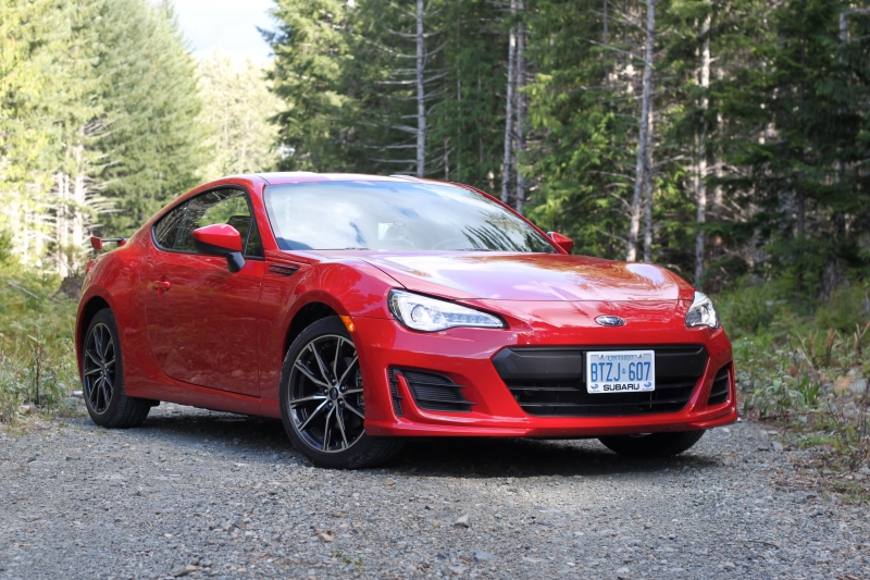 Subaru BRZ gets better features for its 2017 model!