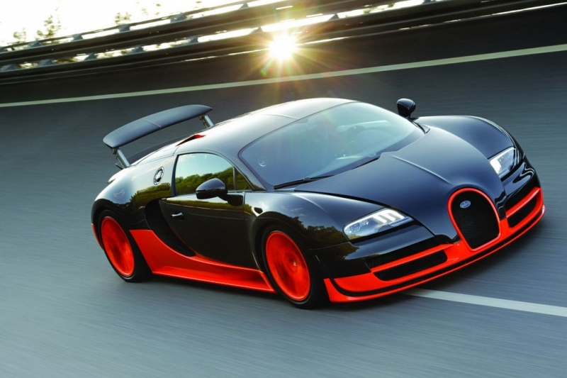 Needed a vlogger - to drive a Bugatti Veyron on a daily basis