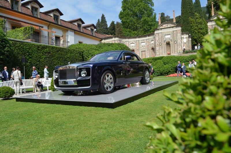 Rolls-Royce SwepTail-  the most expensive car ever