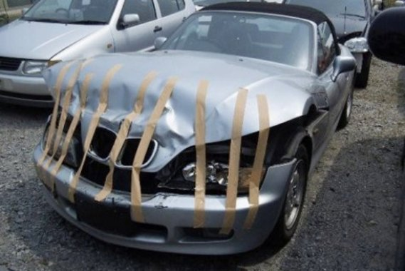 Car Repair fails - brilliance or stupidity?