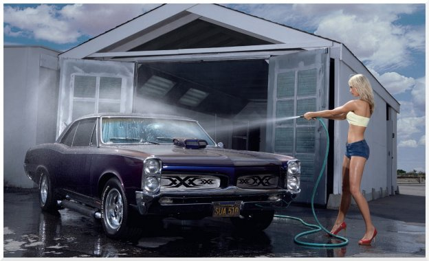 Automatic vs. Manual Car Wash:  Ay or Nay?
