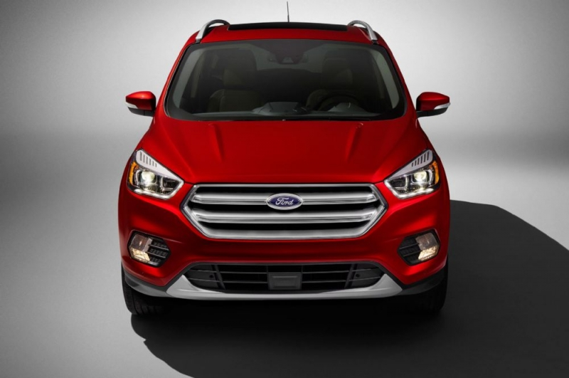 Will the 2017 Ford Escape become even more popular than the current model?