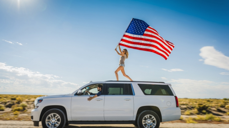 The 3 most American cars of 2017