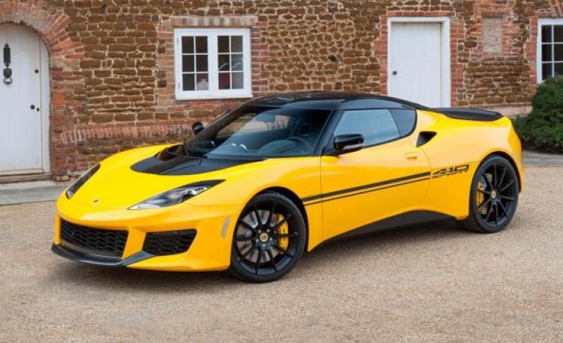 A lighter, faster and more powerful Lotus is coming to the U.S.