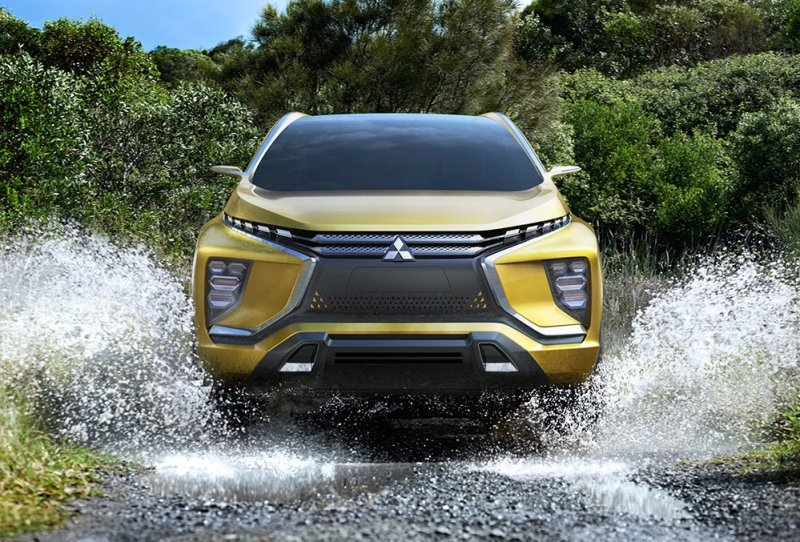 Mitsubishi to re-build its Lancer as a crossover