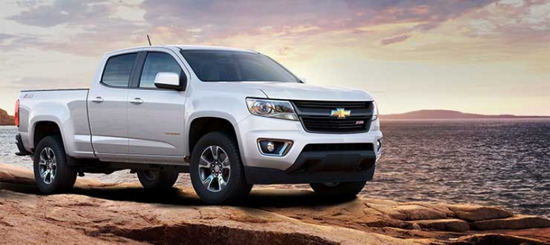 Chevrolet Colorado is being tested for USA Army