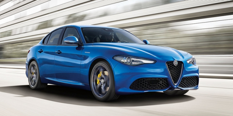 Alfa Romeo previews the new Giulia Veloce ahead of the Paris Motor Show!