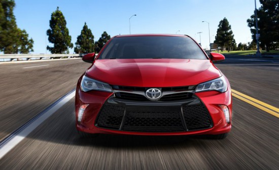The 2018 Toyota Camry will not be McDonald's burger of cars anymore