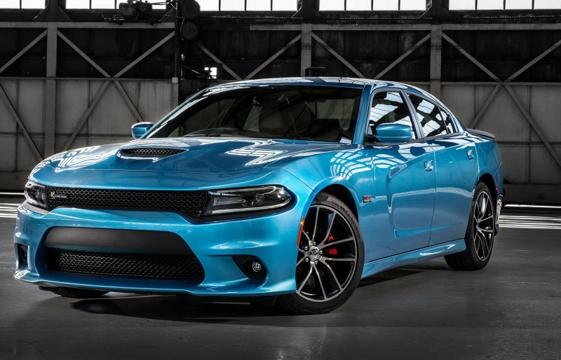 Dodge Charger gets refreshed!