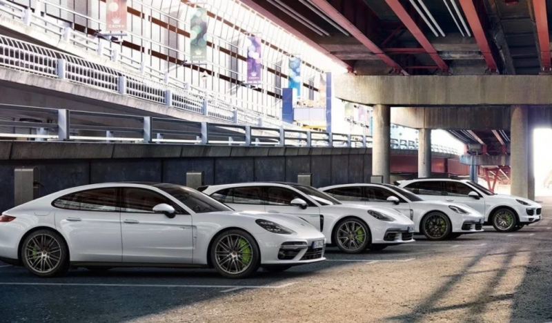 Porsche aims to launch multiple variants of its all-electric Mission E