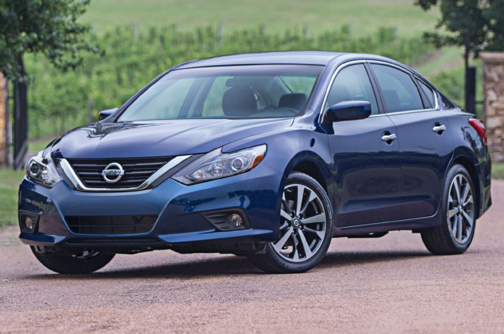 The Nissan Altima one of the best-selling midsize sedan of the year