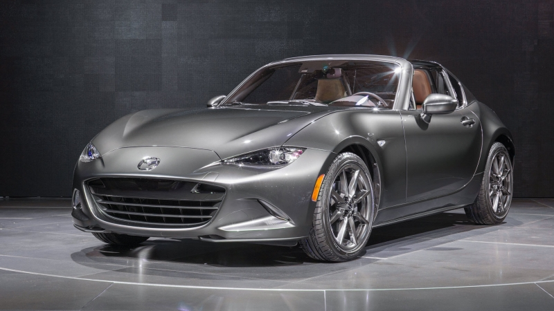 A super-special edition of  Mazda MX-5 RF on its way!