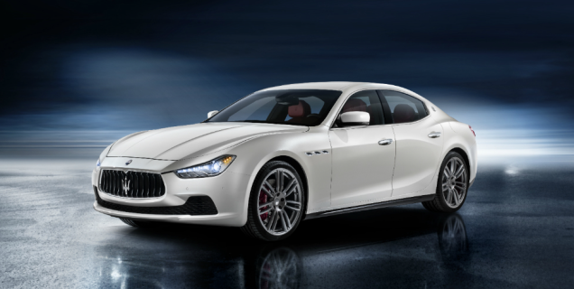 A change of priorities in Maserati production