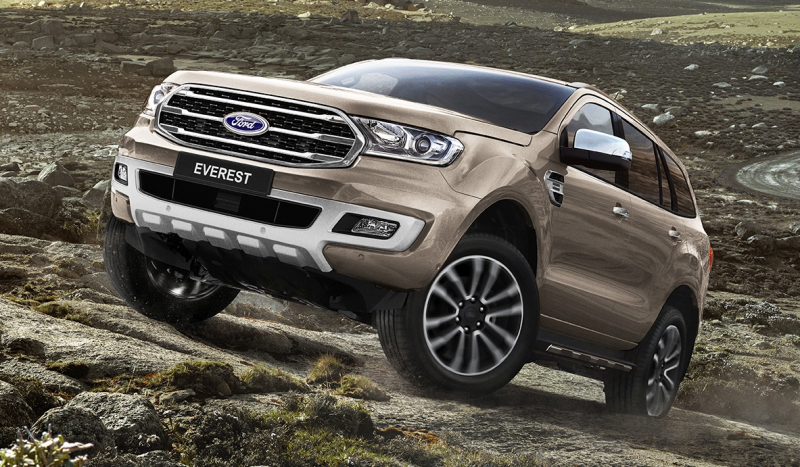 2019 Ford Everest – 2.0 Biturbo Diesel: a 10-Speed Car