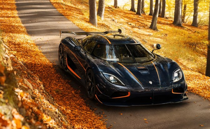 The first US legal Koenigsegg Agera RS is to be soon produced