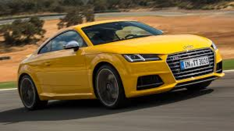 Foreseeing the new Audi TT RS that is expected to be revealed